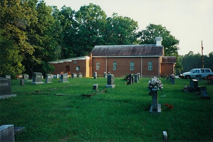 Pine Orchard Baptist Church Cemetery