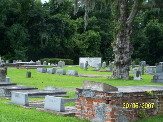 Lafayette Protestant Cemetery