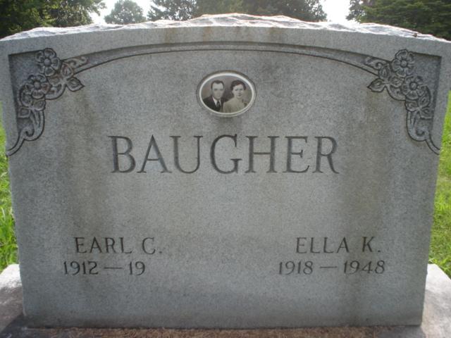 Ella Katherine <i>Lile</i> Baugher