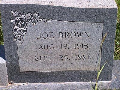 Joe Brown Becton