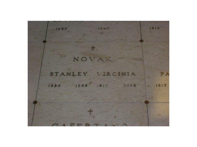 Stanley Novak