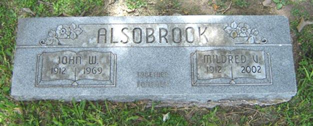 Mildred Virginia <i>Nowell</i> Alsobrook