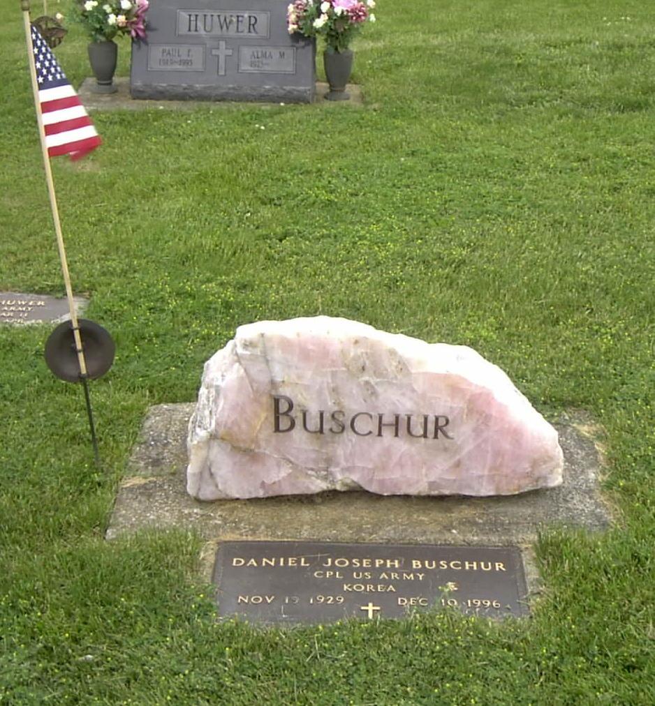 Corp Daniel Joseph Buschur