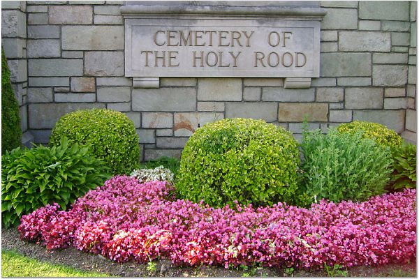 Cemetery of the Holy Rood