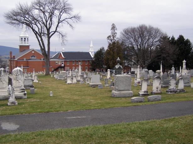 Christ Reformed Cemetery