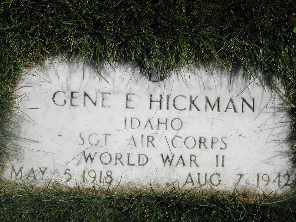Gene Earl Hickman
