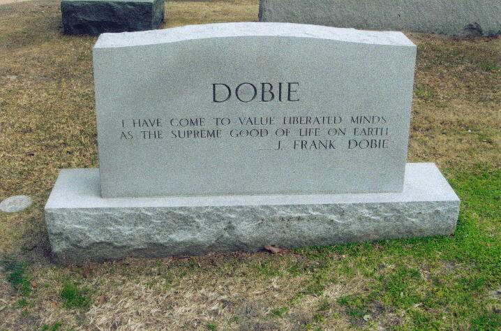 James Frank Dobie