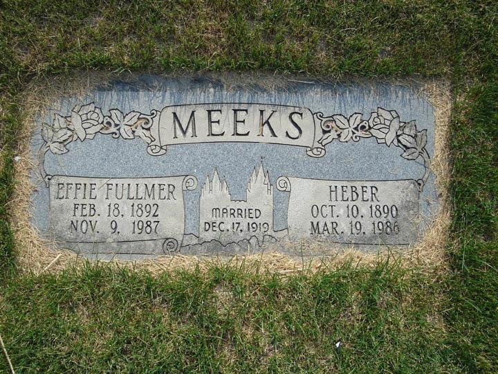Heber Meeks