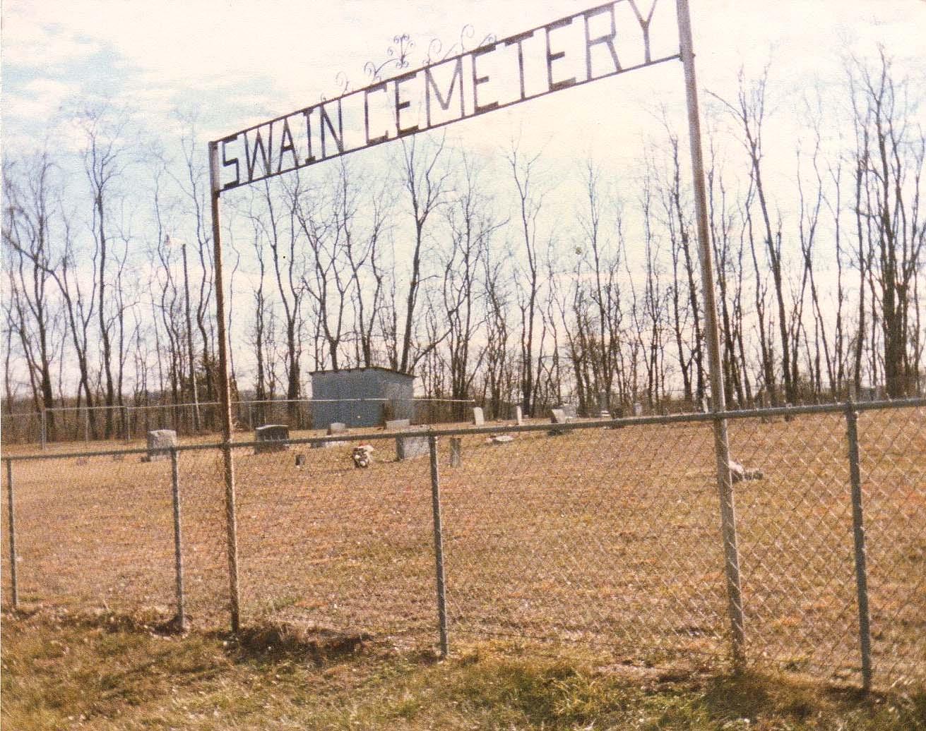 Swain Cemetery