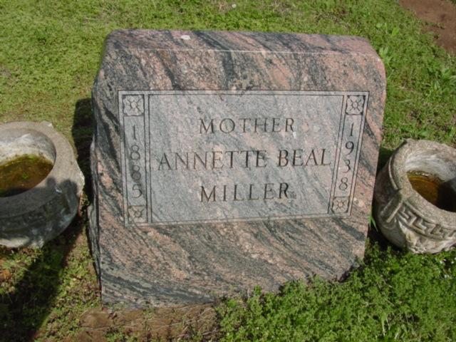 Annette Beal Miller