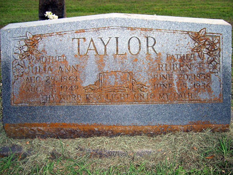 Reuben T. Taylor