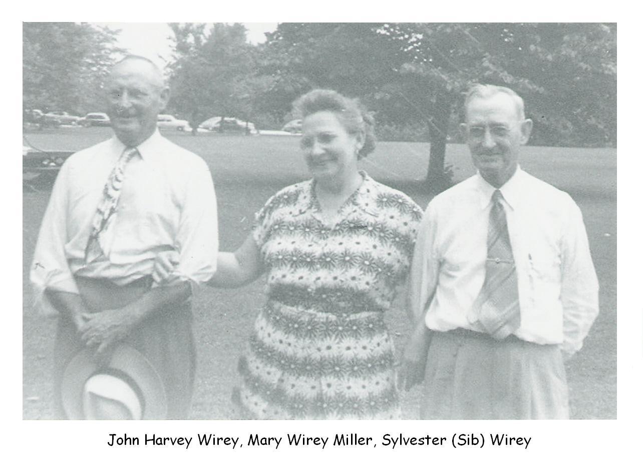 Mary Elmira <i>Wirey</i> Miller