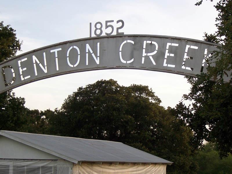 Denton Creek Cemetery