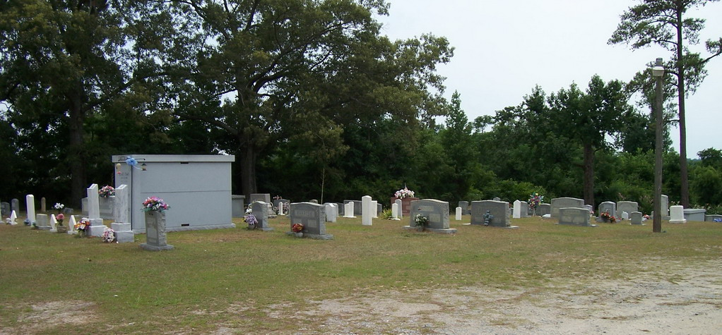 Benson Grove Baptist Church Cemetery