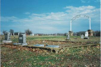 Van Winkle Cemetery
