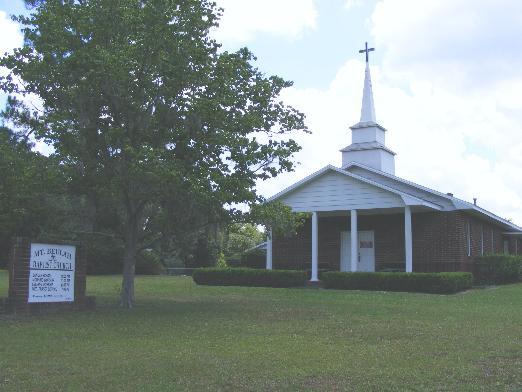 Mt beulah church