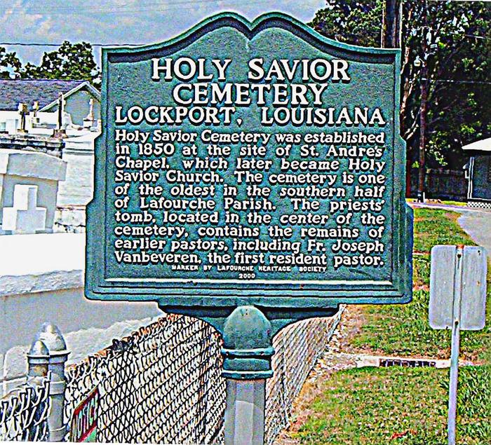 Holy Savior Church Cemetery
