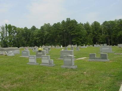 Wake Crossroads Baptist Church Cemetery