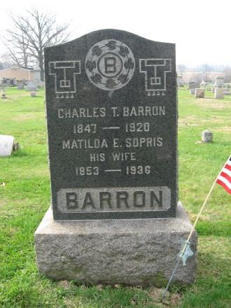 Pvt Charles T. Barron