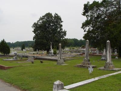 Jackson City Cemetery