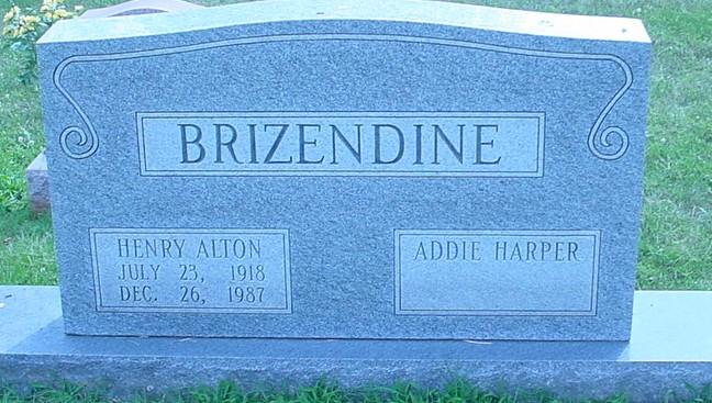 Addie <i>Harper</i> Brizendine