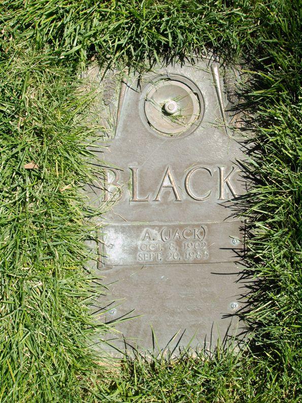 A. Jack Black