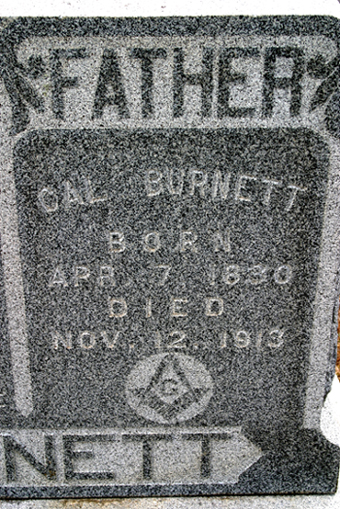 Preston Calloway Cal Burnett