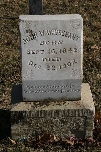 John W Whisenant