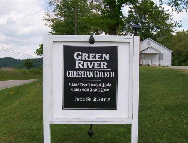 Green River Christian Church Cemetery