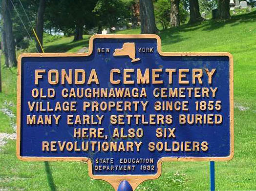 Caughnawaga Cemetery