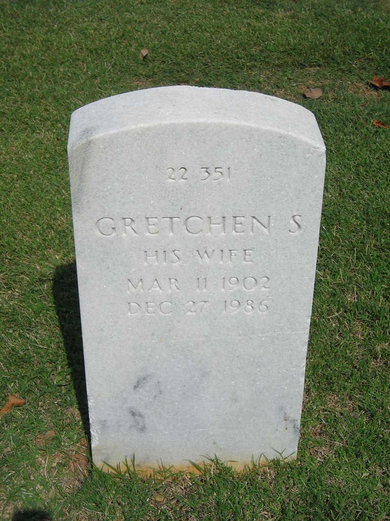 Gretchen Francis <i>Hahnen</i> Black