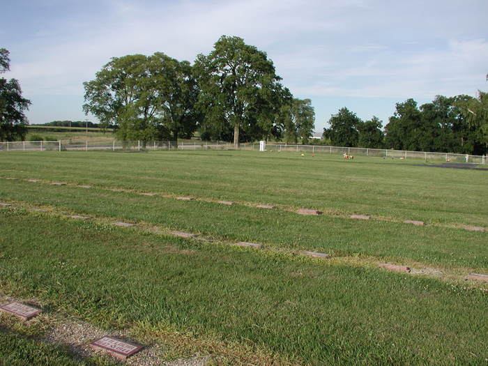 Illinois Masonic Home Cemetery
