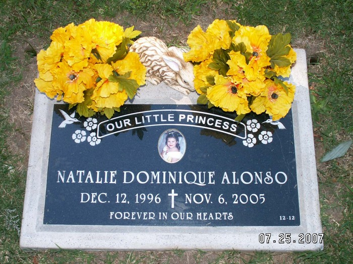 Natalie <i>Dominique</i> Alonso