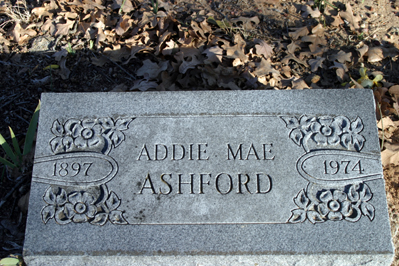 Addie Mae Ashford