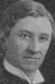 Judge Benjamin Clark Hilliard