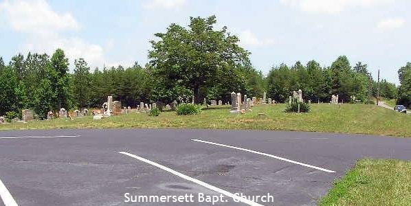 Summersett Baptist Church
