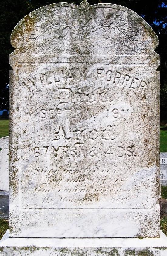 William Forrer