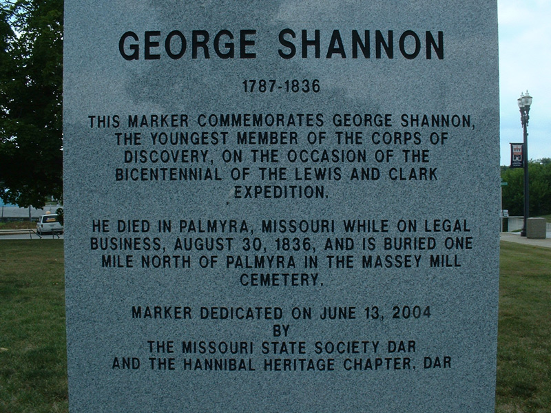 George F. Peg Leg Shannon