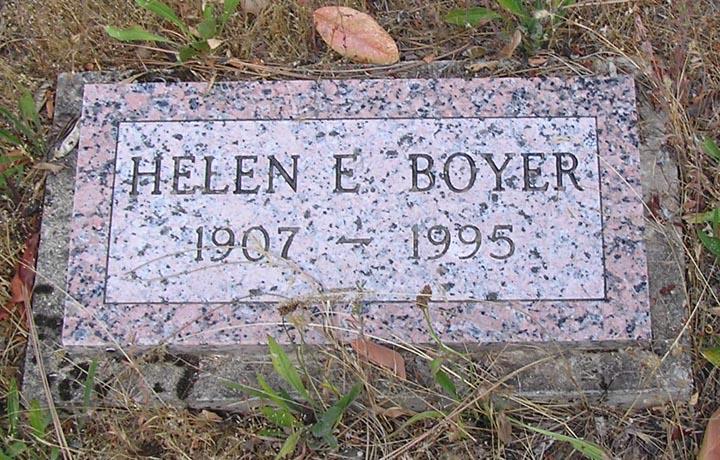 Helen E. <i>Seip</i> Boyer