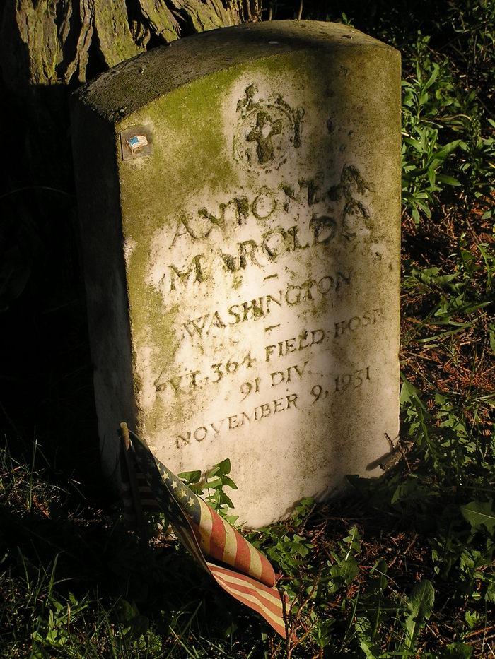 Antone Albert Maroldo