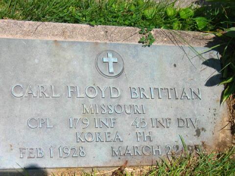 Carl Floyd Brittain