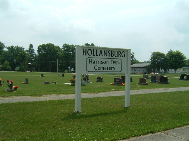 Hollansburg Cemetery