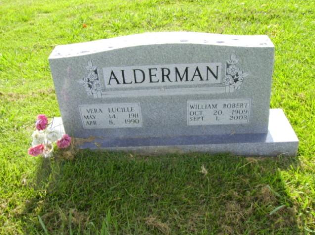 William Robert Alderman
