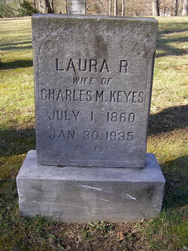 Laura R. <i>Maddox</i> Keyes