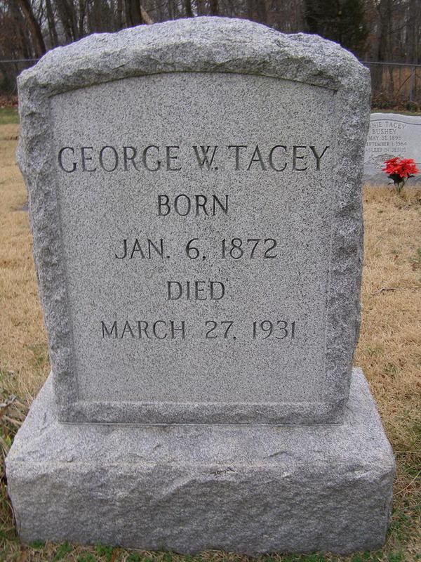George William Tacey