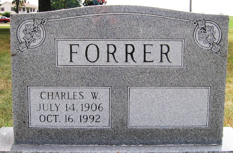 Charles W. Forrer