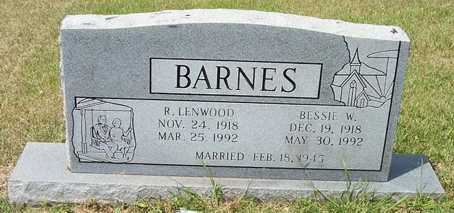 Bessie W. Barnes