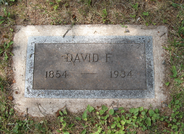 David Francis Barry