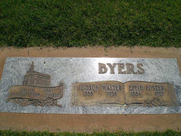 Jackson Walter Byers