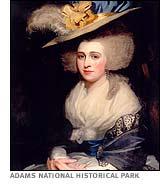 Abigail Amelia Nabby <i>Adams</i> Smith